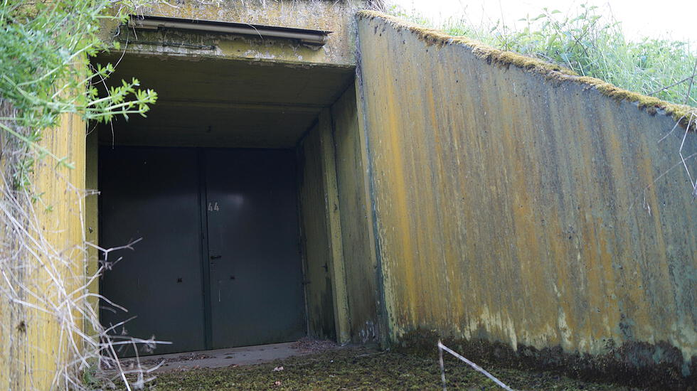 Lost Place: Das ehemalige Nato-Lager bei Buseck